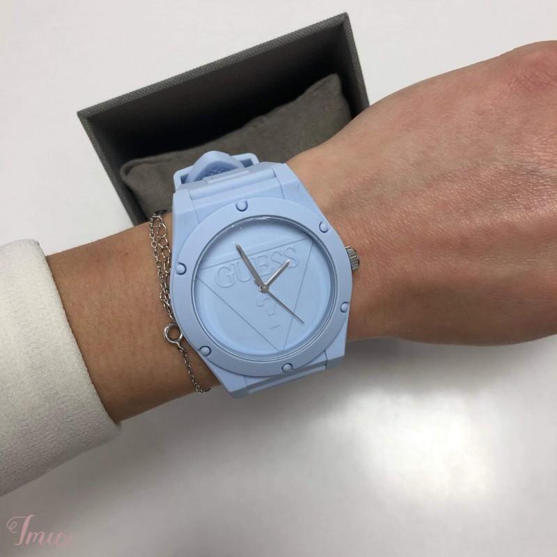 imusau.lt | parduodama Žydras Guess laikrodis