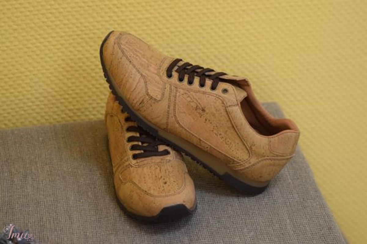 imusau.lt | parduodama Stilingi kamštiniai batai vyrams