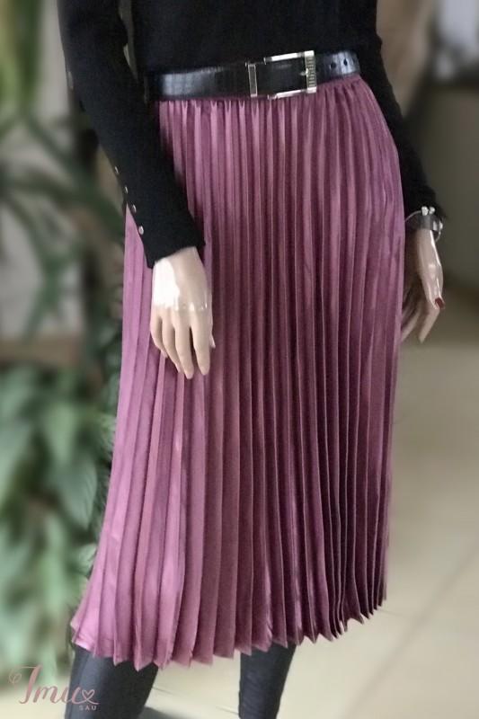 imusau.lt | parduodama Plisuotas ciklomeninis sijonas, XXL