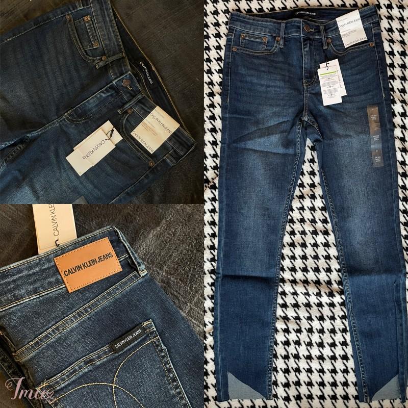 imusau.lt | parduodama Nauji Calvin klein jeans dzinsai