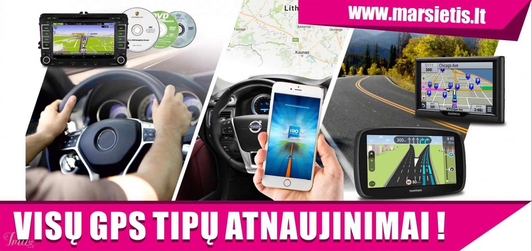 imusau.lt | parduodama Tel: 867701977 - Specializuota GPS navigacijų parduotuvė Šiauliuose
