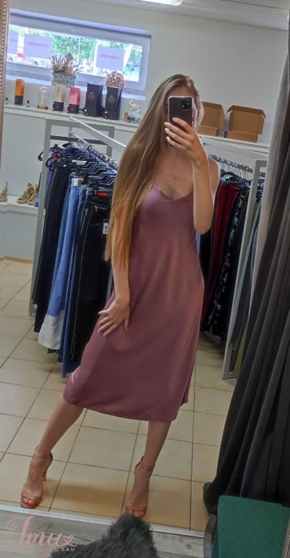 imusau.lt | parduodama Šilko imitacijos suknelė